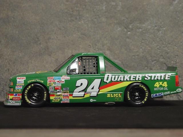 Jack Sprague Quaker State Truck